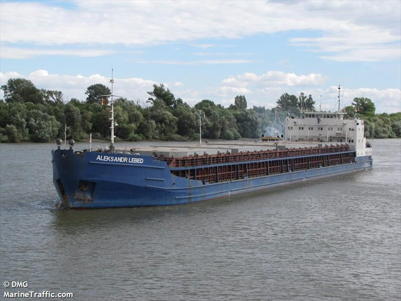 MV Aleksandr Lebed