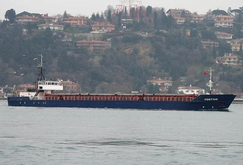 MV Fortius