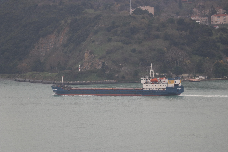 MV Kaganbey
