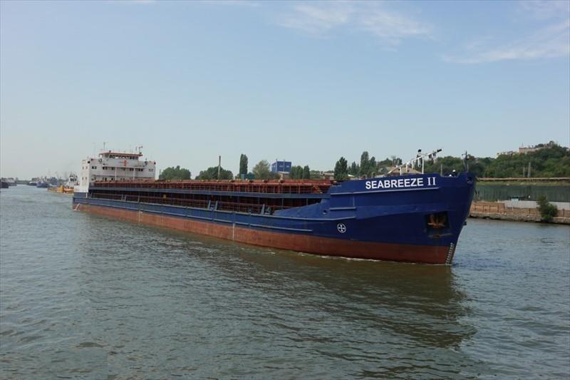 MV Seabreeze II